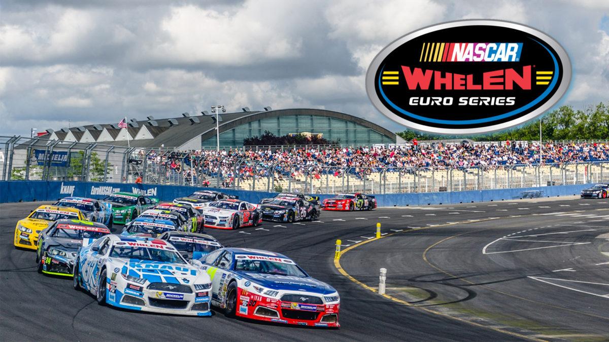 NASCAR Whelen Euro Series 2018